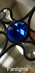 Bevelled Glass Fanlights
