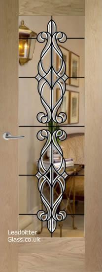 Pattern 10 Door Victorian bevelled Glass
