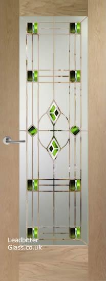pattern 10 door