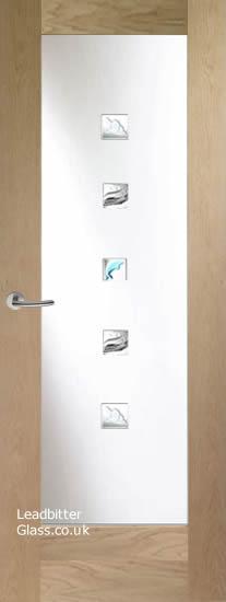 bathroom pattern 10 door