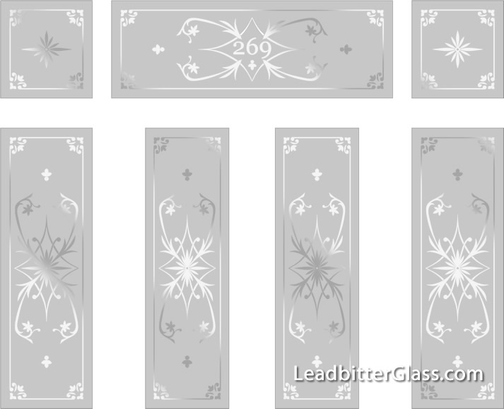 Sandblasted Doors Amp Sandblasted Glass Doors Google Search