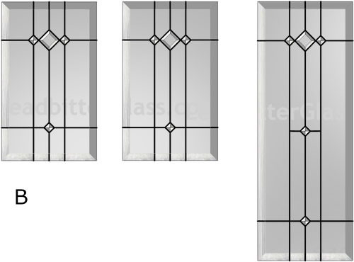 Bevelled glass client pages bevelled glass kitchen cabinet