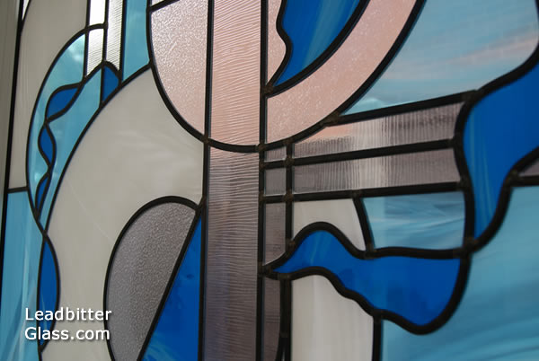 blue_abstract_stained_glass_window
