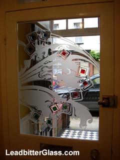 etched_fused_glass_door
