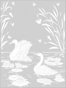 Wildlife Amp Nature Etched Glass Designs