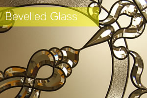 Leadbitter Glass Bevelled Glass