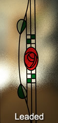 Mackintosh Stained Glass