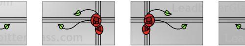 Mackintosh fanlight designs