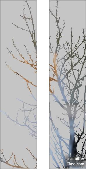 natural_tree_door