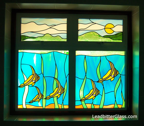 ocean_tropical_fish_stained_glass_window