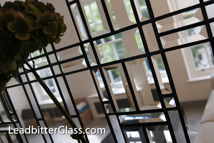 Bevelled Glass Window