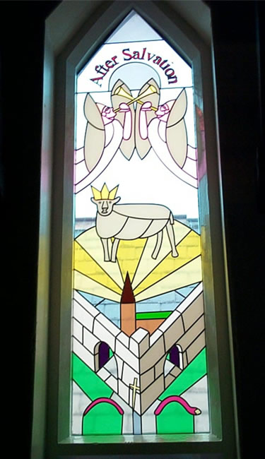 religious church windows