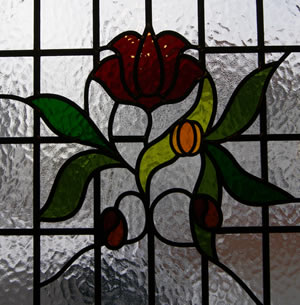 Overlay Stained Glass