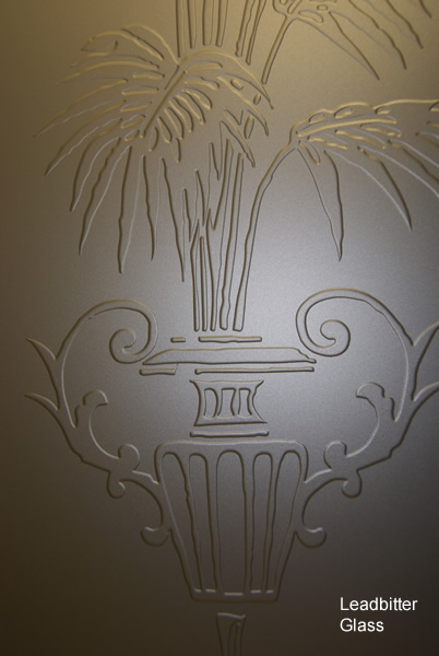 Deep Etched Victorian Style Door Panels Colchester