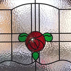 1930s Minster Glass Door