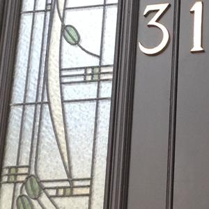 Minster Mackintosh Door