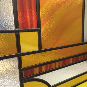 Stippolyte Leaded Glass