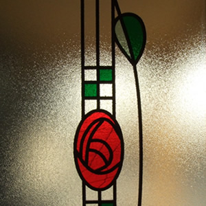 Mackintosh Stippolyte Glass